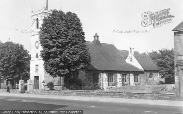 Photo of Lincoln, St Botolph's Church, High Street c.1950