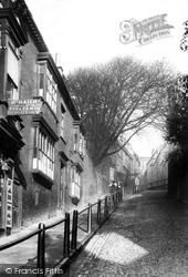Steep Hill 1906, Lincoln