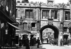 Stonebow 1890, Lincoln