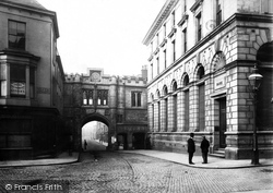 Lincoln, Stonebow 1890