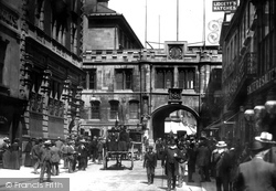 Stonebow 1901, Lincoln