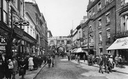 Lincoln, Stonebow 1923