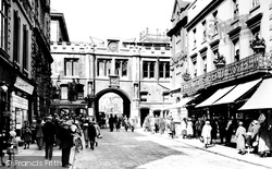 Stonebow 1923, Lincoln