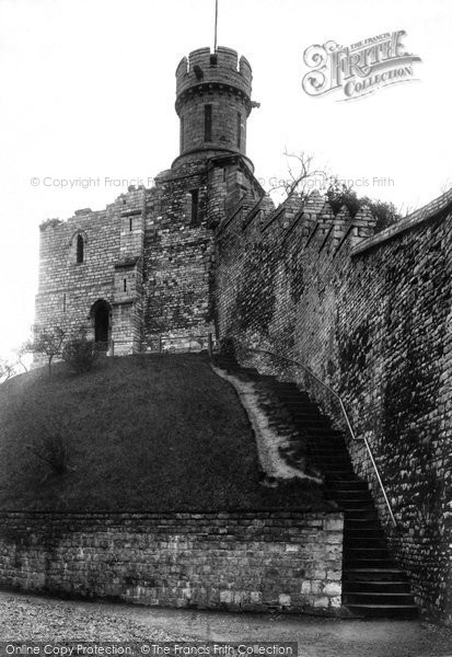 Photo of Lincoln, The Castle 1906