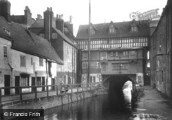 Lincoln, The Glory Hole 1906