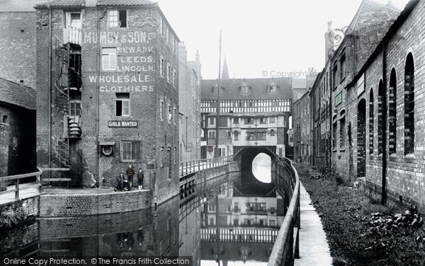 Photo of Lincoln, The Glory Hole 1923
