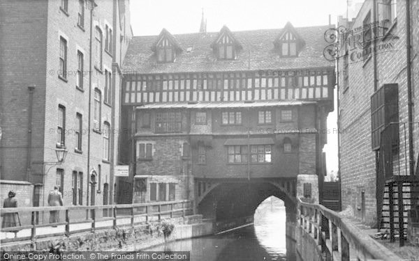Photo of Lincoln, The Glory Hole c.1955