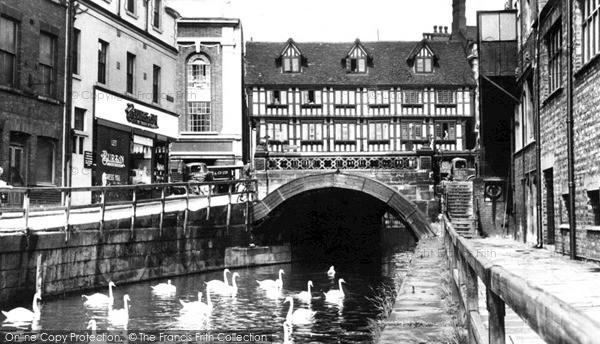 Photo of Lincoln, The Glory Hole c.1965