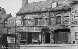 Lincoln, The Jew's House 1890