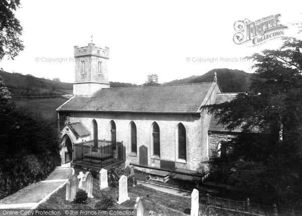 Photo of Lindale, St Paul's Church 1898, ref. 41050