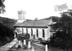 Lindale In Cartmel, St Paul's Church 1898