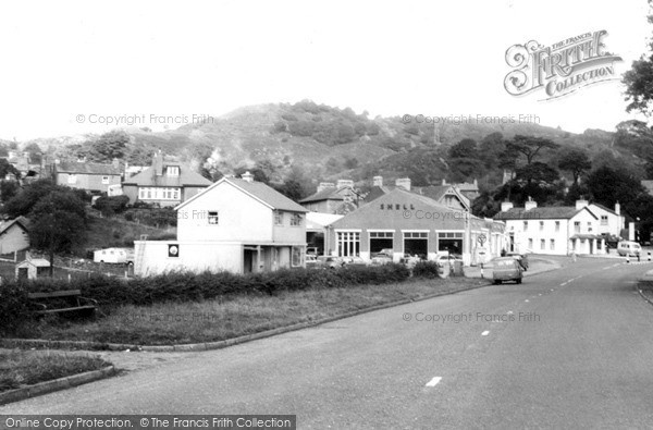 Photo of Lindale, Town End c1960, ref. L448014