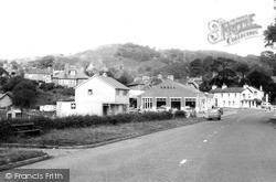 Lindale In Cartmel, Town End c.1960