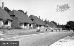 Lindfield, Appledore Gardens c.1960