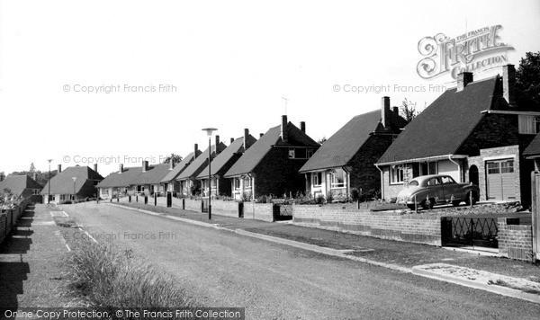 Photo of Lindfield, Appledore Gardens c.1960