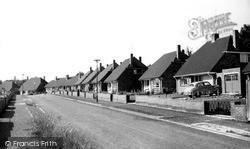 Appledore Gardens c.1960, Lindfield