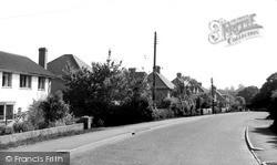 Backwoods Lane c.1960, Lindfield