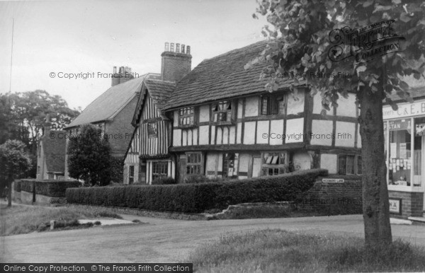 Photo of Lindfield, Barnlands c.1955