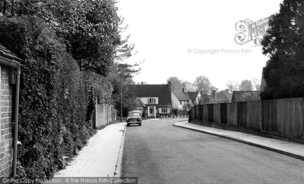 Photo of Lindfield, Brashes Lane c.1960