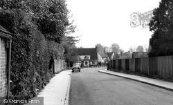 Brashes Lane c.1960, Lindfield
