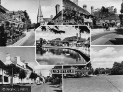 Lindfield, Composite c.1955
