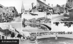 Lindfield, Composite c.1960
