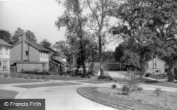 Lindfield, Finches Park Road c.1960