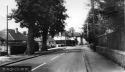 Hickmans Lane c.1965, Lindfield