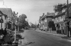 Lindfield, High Street c.1950