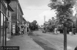 Lindfield, High Street c.1955
