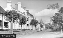 Lindfield, High Street c.1960