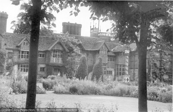 Photo of Lindfield, Old Place c.1950