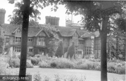 Lindfield, Old Place c.1950