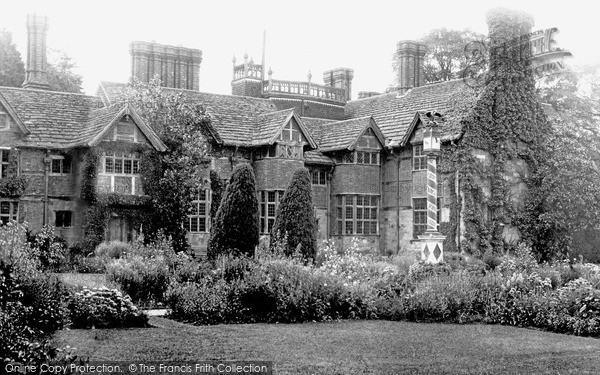 Photo of Lindfield, Old Place c.1955