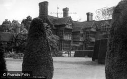 Lindfield, Old Place c.1955