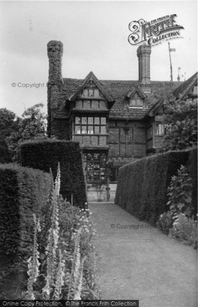 Photo of Lindfield, Old Place, Grass Walk c.1955