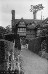Lindfield, Old Place, Grass Walk c.1955