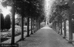Lindfield, Old Place, Lime Avenue c.1955