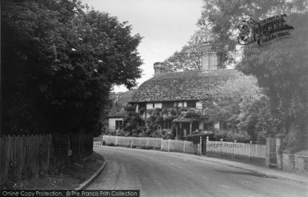 Photo of Lindfield, Pretty Corner c.1955