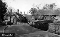 Lindfield, Pretty Corner c.1955