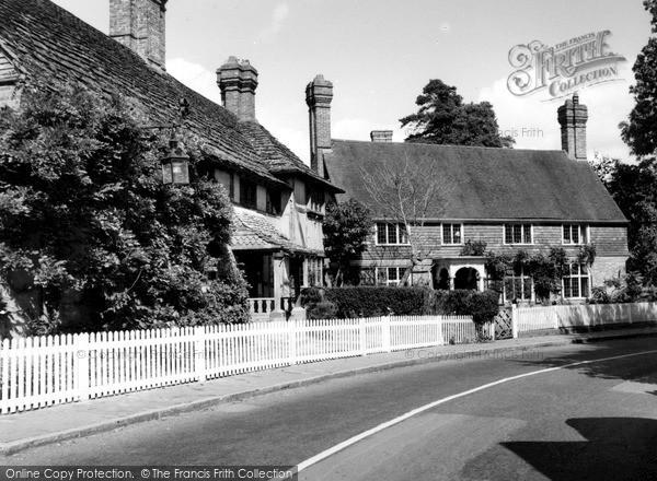 Photo of Lindfield, Pretty Corner c.1960