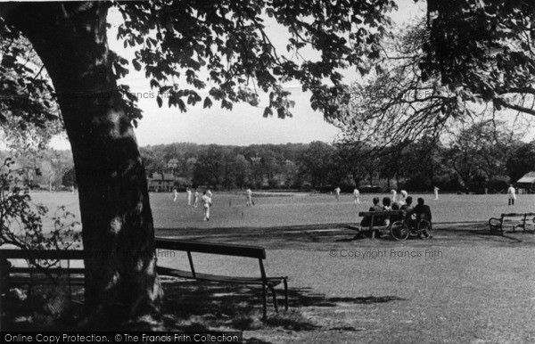 Photo of Lindfield, The Common c.1950