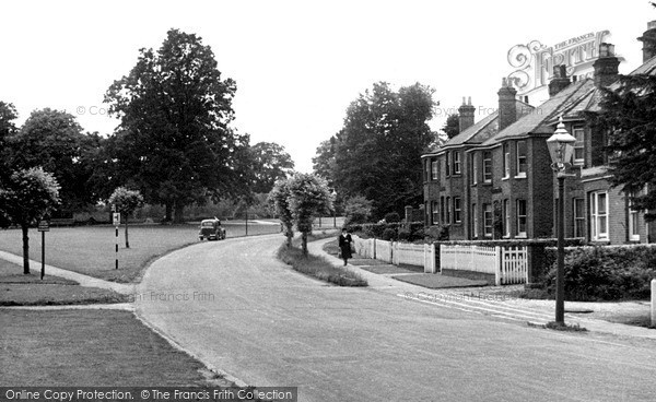 Photo of Lindfield, The Common c.1955