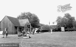 The Cricket Pavilion c.1960, Lindfield