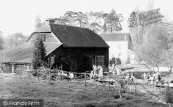 The Tudor Barn c.1955, Lindfield