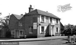 The Witch Inn c.1960, Lindfield