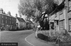 View From Post Office c.1950, Lindfield