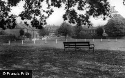 Lindfield, View From The Common c.1965