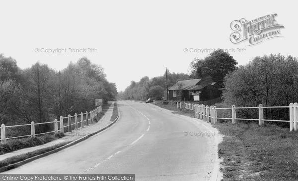 Photo of Lindford, Lindford Bridge c.1960