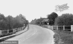 Lindford Bridge c.1960, Lindford